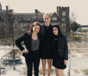 Jenifer Fridman, Scarlett Horn, Emily Dioguardo