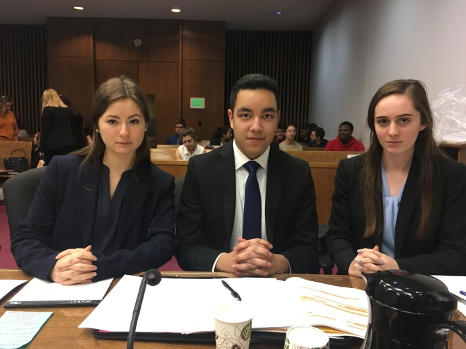Jenifer Fridman, Ruben Amaya, Lexi Taylor