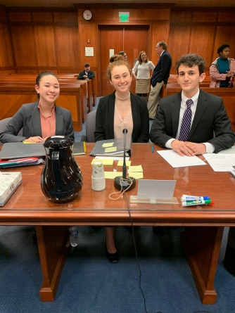 (2/7/19) Maddie Ballan, Daisy Oberfeld, Jacob Epstein