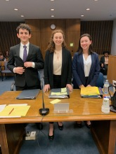 (2/27/19) Jacob Epstein, Daisy Oberfeld, Maddie Ballan