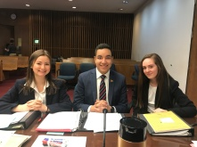 (2/21/19) Jenifer Fridman, Ruben Amaya, Lexi Taylor